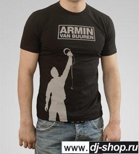 Армин ван бюрен футболка