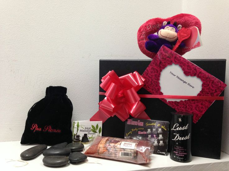 Womens Valentines Gift Hampers