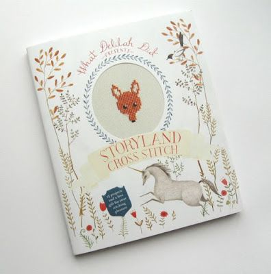 "Storyland Cross Stitch - ""A word of warning though: there is a limit to what a bow and arrow can do, no matter how skilled the archer wielding them. There is magic in this place; things lurk here that no number of arrows could stop. So keep your wits about you..."""