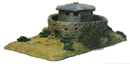 Boer War Blockhouse Base