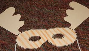 moose crafts for kids - Google Search