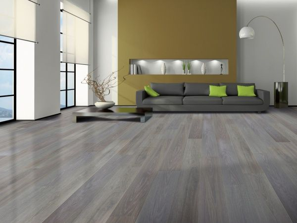 laminaat vloer grijs eiken (Ikea 13 E/m2)