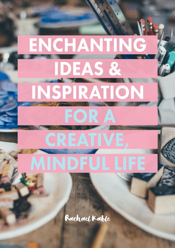 Inspiration, ideas, resources and instructions for creative activities and crafts! Mindfulness inspiration for when you want more fun, purpose and joy in your life.