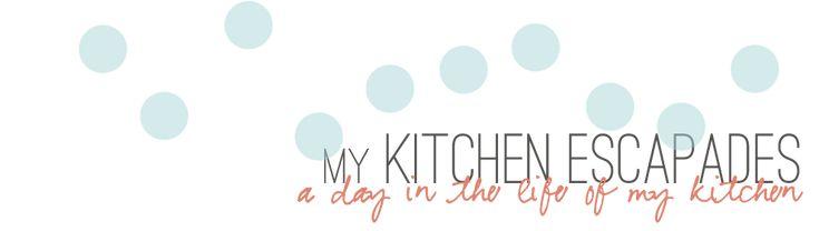 My Kitchen Escapades