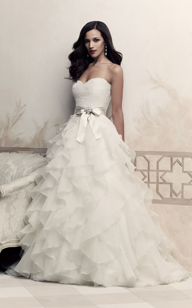 Best 25+ Layered wedding dresses ideas on Pinterest | Dream ...