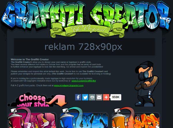 7 Best Online Graffiti Creator Software Downloadcloud Webapps