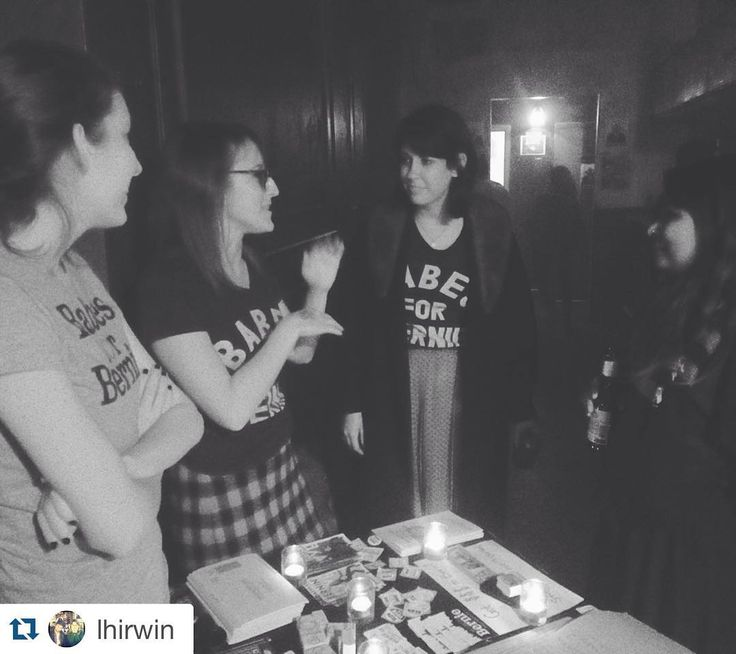 Hey hey NYC! Come get your Bern on tonite in Greenpoint at The Good Room! We'll be there with some BFB merch and voter registration forms!  #Repost @lhirwin  @babesforbernie's back at @goodroombk tonight for a garageland special  doors open at 8pm! come hang. #feelthebern #babesforbernie #brooklyn #goodroom #berniesanders by babesforbernie