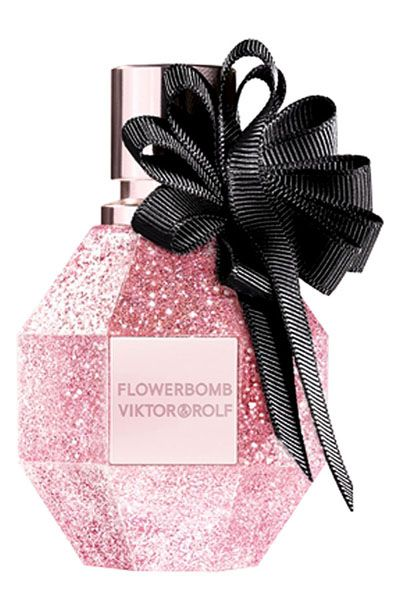 Glittery Delicious: Viktor Rolf, Fragrance, Pink Sparkle, Beautiful, Perfume Bottle, Rolf Flower Bomb, Perfume, Flower Bombs