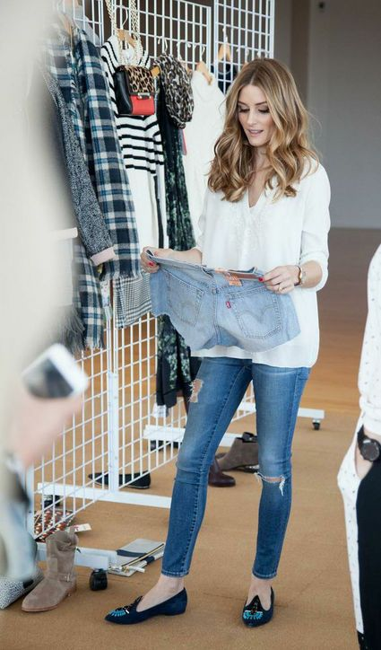 Olivia Palermo - she is just about perfect!