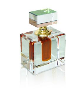 Patchouli perfume oil by  Jalaine - love this when it's cold out, worn under all my layers...