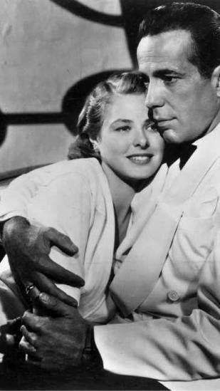 """The one and only Humphrey Bogart was born in 1899. He earned his first Oscar nomination for the 1942 Oscar-winning """"Casablanca,"""" won his only Oscar for a comedic turn in 1951's """"The African Queen,"""" and picked up his final nomination for 1954's """"The Caine Mutiny."""" Along the way, he appeared in countless classics from 1941's """"High Sierra"""" and""""The Maltese Falcon"""" to 1948's """"The Treasure of the Sierra Madre."""" He died in 1957 at the age of 57."""