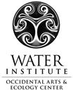 Occidental Arts and Ecology Center's Watershed Advocacy, Training, Education, & Research (WATER) Institute logo