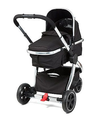 the mothercare journey comes compete with a coordinating group 0+ car seat and is all you need for every journey from birth to toddler