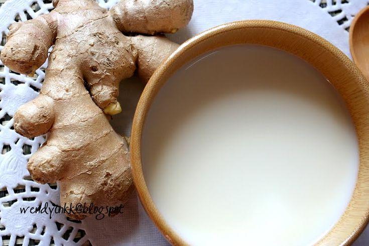 Молоко с имбирем, медом и корицей - полезный напиток