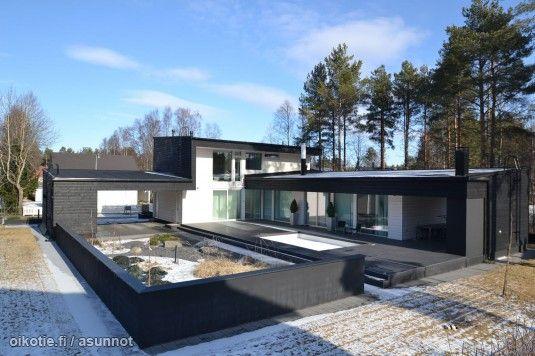 Myynnissä - Omakotitalo, Kastelli, Oulu:   #oikotieasunnot #moderni #talo