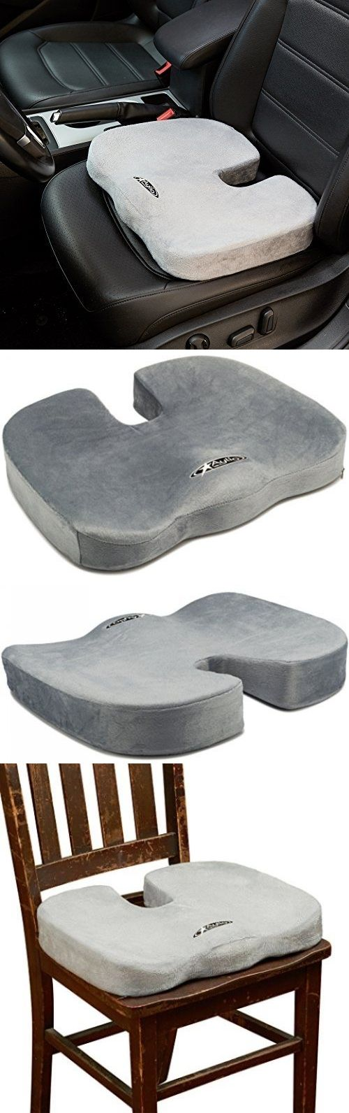 Massage Pillows and Bolsters: Orthopedic Car Seat Cushion Foam Chair Pain Relief Office Back Tailbone Travel -> BUY IT NOW ONLY: $54.99 on eBay!