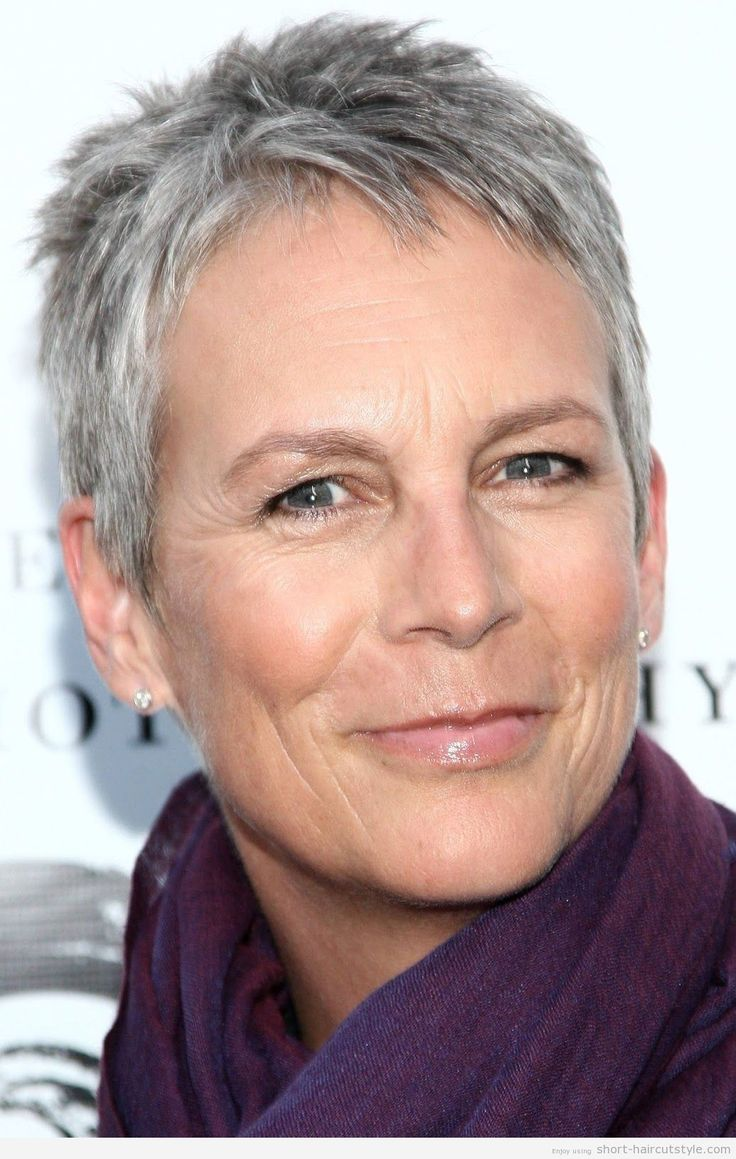 Short womens hairstyles for gray hair - Fine Hair Style Short Hair Cuts For Women Over 50 Wearing Glasses 54 Photos Of
