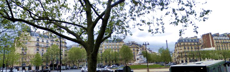 Luxury one bedroom apartment on avenue de Saxe,  with Eiffel Tower View!