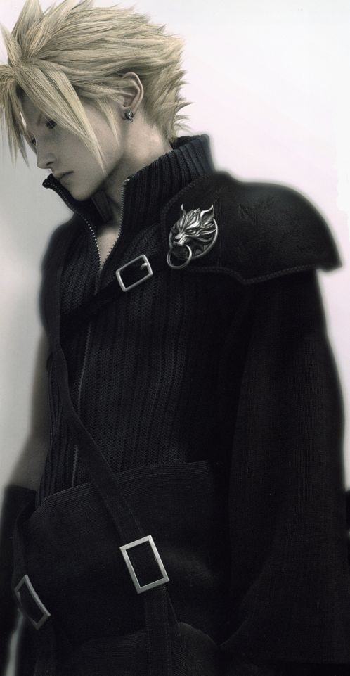 Cloud - Final Fantasy VII