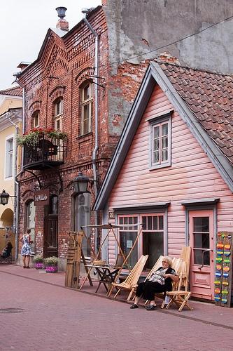 Tallinn  ♡ #VisitEstonia #ColourfulEstonia. Re-pinned for you by #EuropassEurope.