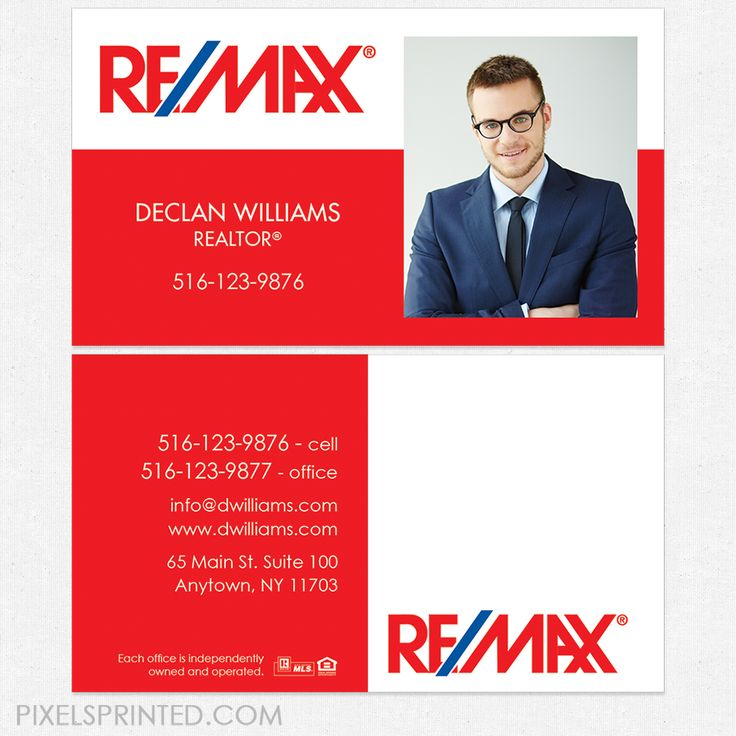 86 best REMAX business cards and stationery. RE/MAX business cards ...