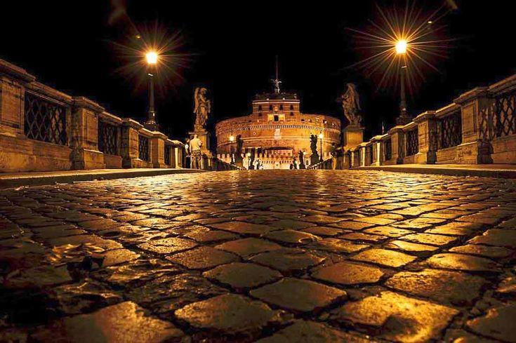 Visitar em Roma, principais atrações. Confesso a vocês que sempre subestimei o castelo Sant' Angelo,