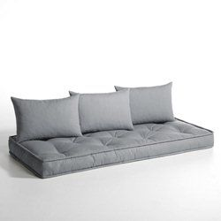 Mattresses and cushions for seating, Hiba