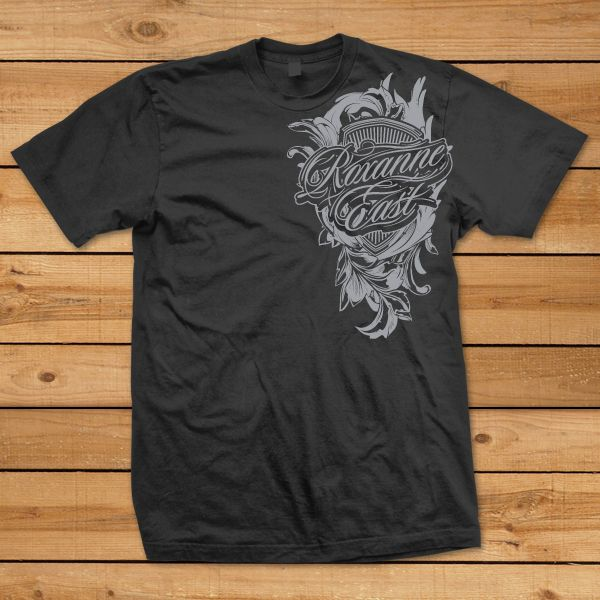 T-Shirt design for Roxanne East