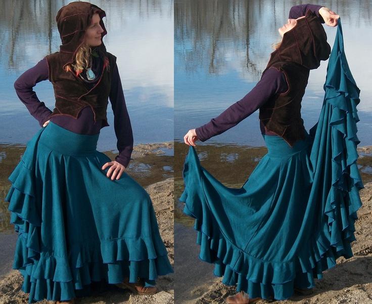 Salsa - elvenstar women's fall/winter collection