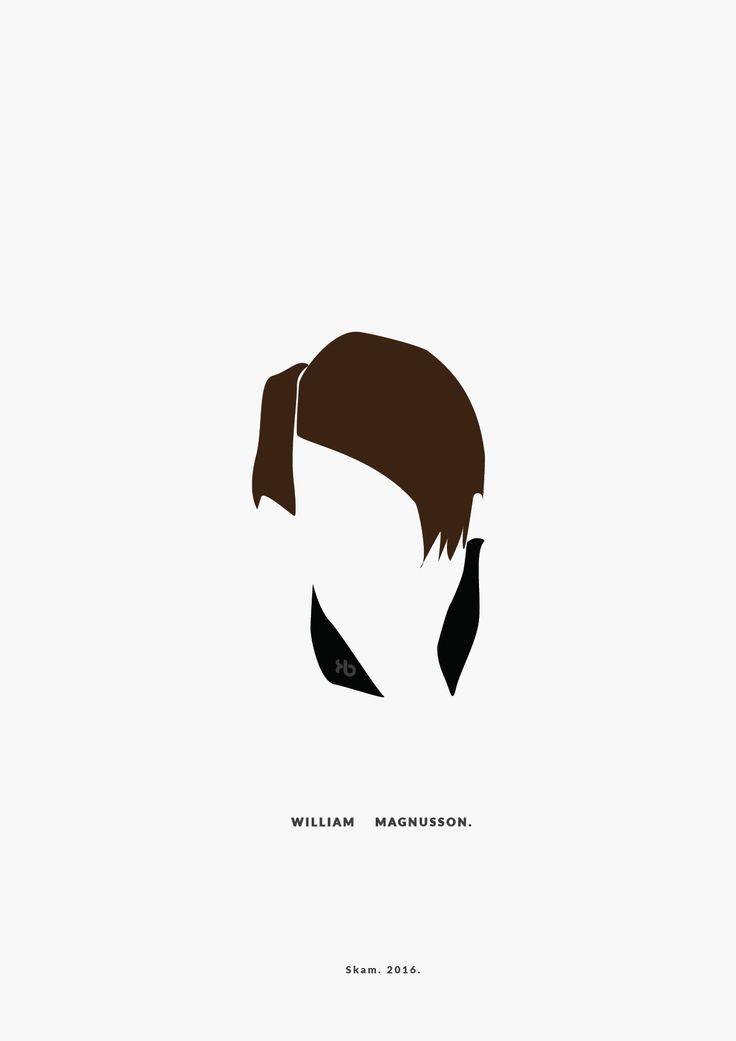 William Magnusson. SKAM. 2016. __________minimal project - (Part Four)