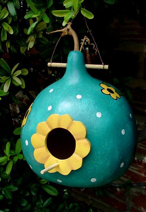 Gourd Image gallery birdhouses