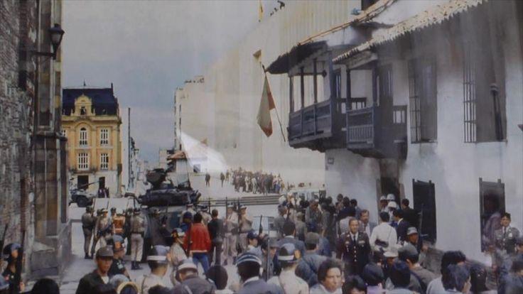 Cámara al Hombro - 30 años del Palacio de Justicia de Colombia