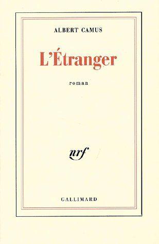 The Stranger (novel) - Wikipedia