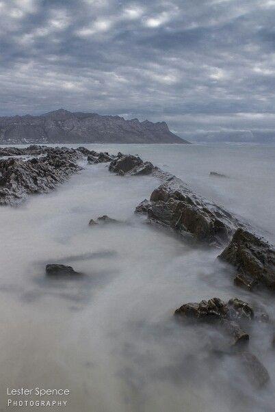 Mysterious sea...