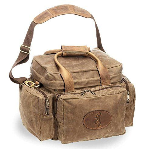 Browning Santa Fe Leather Repel-Tex Bag by Browning  //Price: $ & FREE Shipping //     #sports #sport #active #fit #football #soccer #basketball #ball #gametime   #fun #game #games #crowd #fans #play #playing #player #field #green #grass #score   #goal #action #kick #throw #pass #win #winning