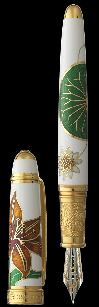 »✿❤Fountain Pen❤✿« David Oscarson ~ Consider the Lilies