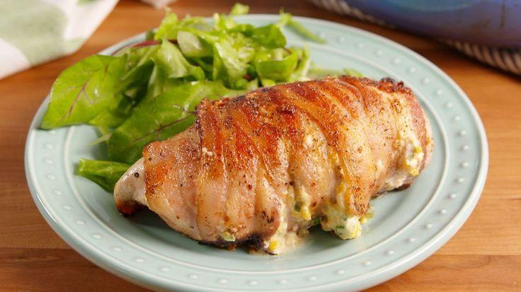 Jalapeño Popper Chicken  - Delish.com