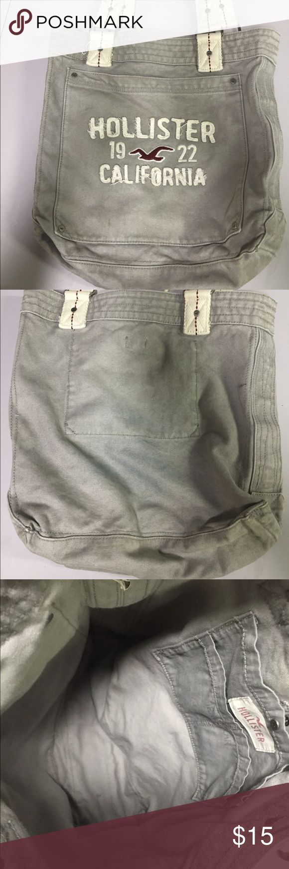 Hollister Tote Bag Purse Good used condition Hollister Bags Totes