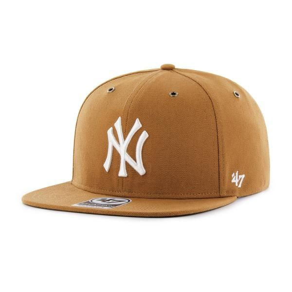 0723ae1bc NEW YORK YANKEES CARHARTT X '47 CAPTAIN | '47 – Sports lifestyle brand |  Licensed NFL, MLB, NBA, NHL, MLS, USSF & over 900 colleges. Hats and  apparel.