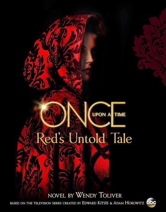 Cantinho da Leitura: Rubi ( Chapeuzinho Vermelho ) da Série de Tv Once Upon a Time ganha livro