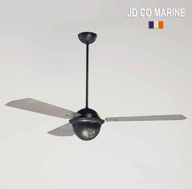 Потолочный вентилятор J.D CO MARINE