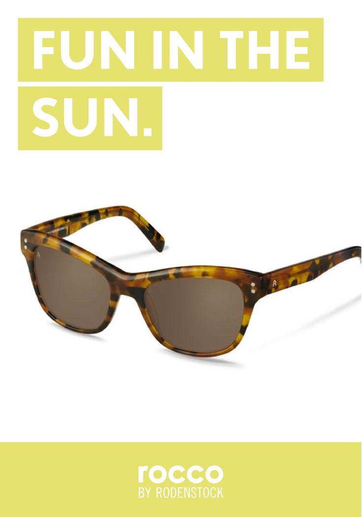 Mit einer Rodenstock Sonnenbrille haben Sie garantiert Spaß in der Sonne. Diese Brillen sind wie gemacht für Feste, Festivals und lange Tage am Strand.