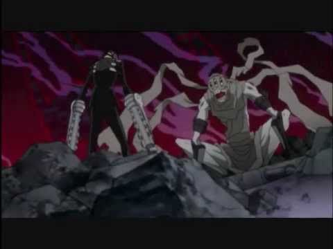▶ Soul Eater (English Dub) Black Star & Death the Kid vs Kishin Asura - YouTube