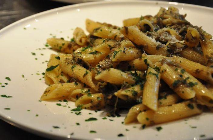 pasta con carciofi sono un primo piatto express davvero sfizioso.. da provare :)