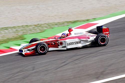 Jaques Villeneuve - Monza gp 1999
