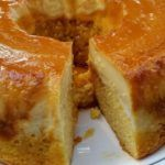 Flancocho combines two amazing desserts in one.   Tender cake topped with a smooth layer of cream cheese flan and a caramel sauce all bakes together like magic.  This recipe is very easy to follow and the results will have your family begging you to make t