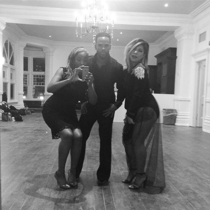 Hurricanes @mzchawls @garybealsjr & their side kick #juicythighs return to @thegreathall this Friday night for Toronto's biggest #Motown dance party @thebigsound - tickets avail at Rotate This & Soundscapes.