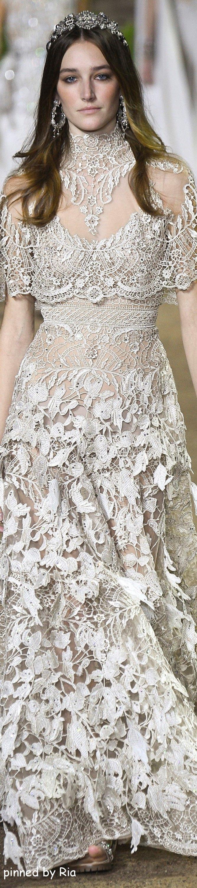 Elie Saab Spring 2016 Couture l Ria jαɢlαdy