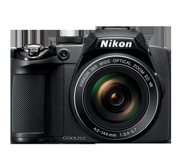 I've got the Nikon P100 - now they come out with the P500...OMG I WANT THIS!