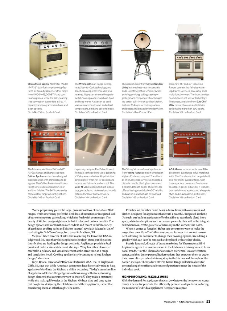 KBDN Magazine's March 2017 article showcasing the Cook-N-Dine Teppanyaki cooktop.
